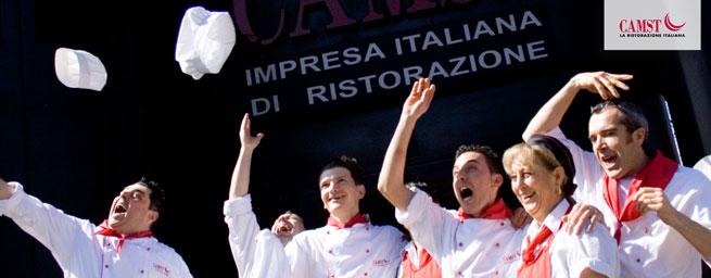 Camst - Impresa italiana di ristorazione